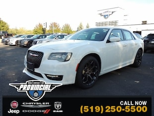 2019 Chrysler 300 S Windsor Chrysler Dealer Provincial  Sedan 2C3CCABG3KH731089 191452