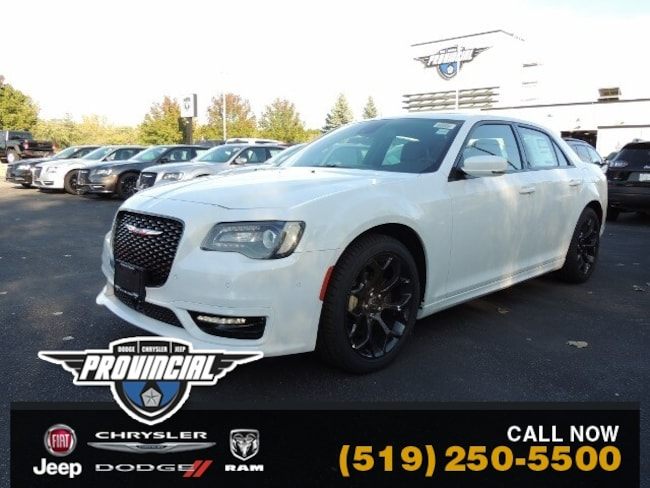 New 2019 Chrysler 300 S Windsor Chrysler Dealer Provincial  Sedan 2C3CCABG3KH731089 191452 in Windsor, Ontario near LaSalle