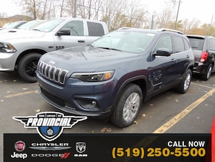2020 Jeep Cherokee North SUV 1C4PJMCX1LD554513 200168