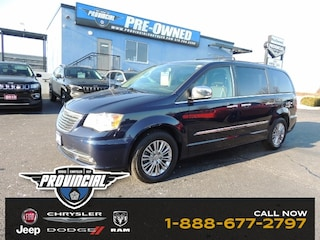 Pre-Owned 2016 Chrysler Town & Country Touring-L Minivan/Van 2C4RC1CG0GR200972 for sale in Windsor, Ontario