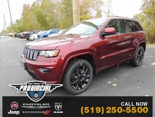 2020 Jeep Grand Cherokee Altitude SUV 1C4RJFAG3LC167278 200109