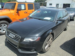 2012 Audi A4 Premium Familiale