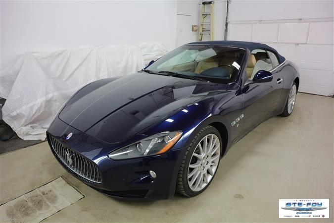 2013 Maserati Granturismo *DÉCapotable* Décapotable