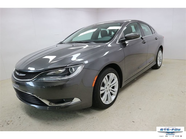 2016 Chrysler 200 Limited Berline usagé à Québec