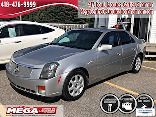 2005 Cadillac CTS 3.6L Berline