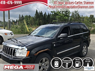 2007 Jeep Grand Cherokee Limited Utilitaire