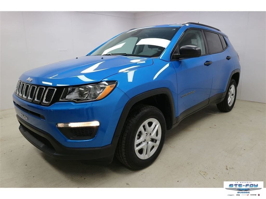 2017 Jeep Compass Sport 4X4 Utilitaire