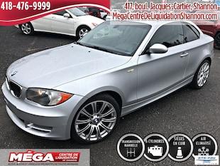 2008 BMW 1 Series 128I i *Prendre Rendez-Vous Dave 418-476-9999* Coupé