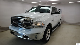 2016 Ram 1500 Longhorn *4X4 AWD Ecodiesel Plan OR 5ans/100KM* Cabine double