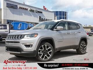 2018 Jeep Compass Limited | BEATS RADIO | BLIND SPOT | NAV | HID LIG SUV