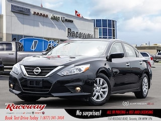 2018 Nissan Altima 2.5 S - Back Up Camera, Media Screen, Htd Seats, B Sedan