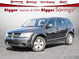 2015 Dodge Journey CVP | Dual Zone A/C | Push Start | Alloy wheels | SUV