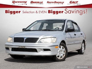 2003 Mitsubishi Lancer ES, AUTOMATIC TRANSMISSION GREAT FIRST CAR. Sedan