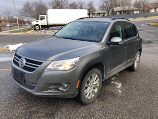 2011 Volkswagen Tiguan HIGHLINE  LEATHER  BLUE-TOOTH SUV