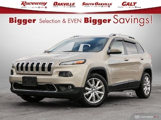 2014 Jeep Cherokee Limited | Nav | Htd Seats | Back Up Cam | WE ARE OPEN 9AM - 5PM SUV