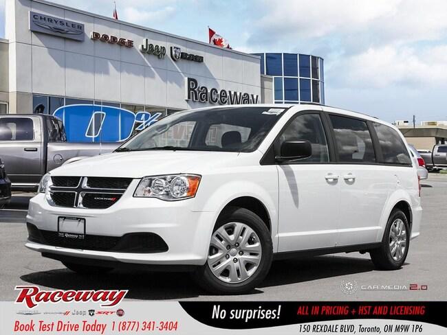 2019 Dodge Grand Caravan SXT Plus Van Passenger Van