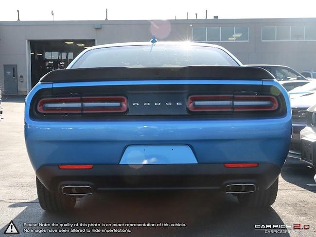 New 2018 Dodge Challenger Coupetoronto New Dodge Dealer 32396