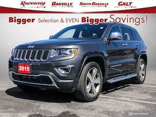 2015 Jeep Grand Cherokee Limited | WE SLASHED OUR PRICES | SHOP FROM HOME | SUV