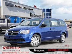 2019 Dodge Grand Caravan CVP | BLUETOOTH | REAR CAM | SIRIUS RADIO Van Passenger Van