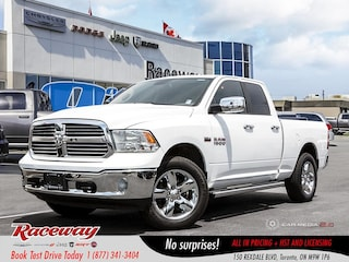 2013 Ram 1500 SLT - As Is, 8.4 Screen, Quad Cab, Spray Liner Truck Quad Cab