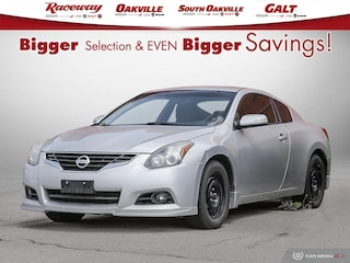 2012 Nissan Altima 3.5 SR, AUTOMATIC TRANSMISSION SPORTY Coupe