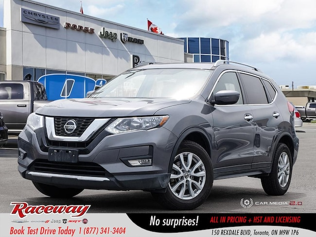2018 Nissan Rogue SL - Back Up Cam, Media Screen, Blue-tooth SUV