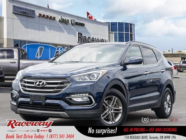2018 Hyundai Santa Fe Sport 2.4 Sport - Awd, Back Up Cam, Blue-tooth, Htd Seat SUV