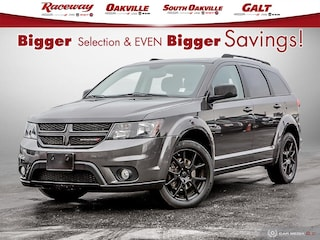 2016 Dodge Journey SXT | BLUE-TOOTH| HEATED SEATS|  SUV