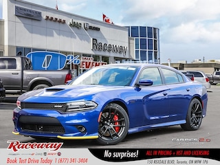 2018 Dodge Charger R/T 392| DAYTONA | MOONROOF | UPGRADED SOUND Sedan