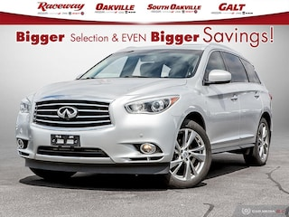 2014 INFINITI QX60 AWD BACK UP CAM SUNROOF LOADED SUV