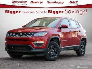 2020 Jeep Compass Sport SUV