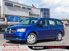 2019 Dodge Grand Caravan CVP | BLUETOOTH | REAR CAMERA | SIRIUS RADIO Van Passenger Van