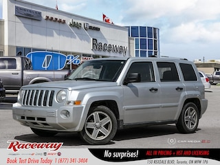 2008 Jeep Patriot Limited - As Is  SUV