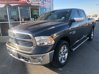 2014 Ram 1500 SLT - Hts Seats, Back Up Cam, 8.4 Screen, As Is Truck Crew Cab