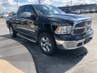 2014 Ram 1500 Big Horn - Media Screen, Blue-tooth, 6.4 Ft Box Truck Quad Cab