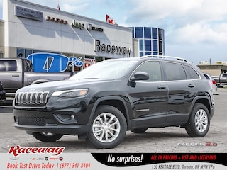 2019 Jeep New Cherokee North - Demo, Htd seats & Wheel, Back Up Camera, B SUV