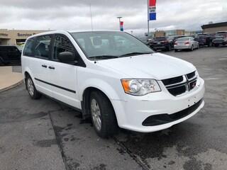 2015 Dodge Grand Caravan SE - Bluetooth, Sat Radio, Low KM's Van Passenger Van