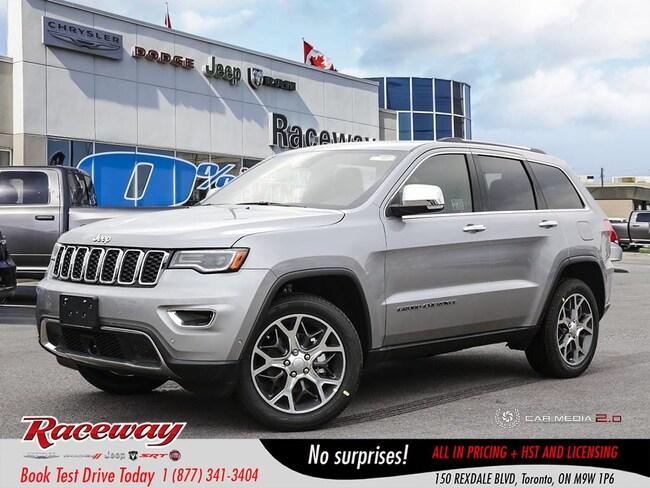 2019 Jeep Grand Cherokee Limited 4x4 SUV