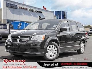 2014 Dodge Grand Caravan SE/SXT - Full Stow & Go, Power Seat Van Passenger Van
