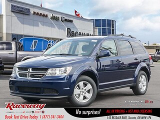 2018 Dodge Journey CVP| BLUETOOTH | PARK ASSIST | REAR CAM | SUV