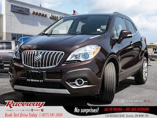 2014 Buick Encore Premium - Leather, Htd Seats, Back Up Cam, Blue-To SUV
