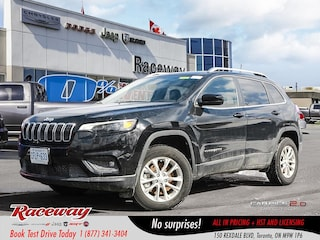 2019 Jeep New Cherokee NORTH | DEMO | COLD WEATHER GRP | 4X4 | SUV