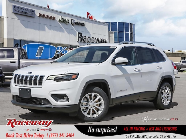 2019 Jeep New Cherokee North FWD SUV