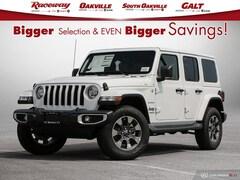 2019 Jeep Wrangler Unlimited Sahara 4x4 SUV