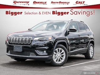 2019 Jeep New Cherokee NORTH| HEATED SEATS| HEATED WHEEL| SUV