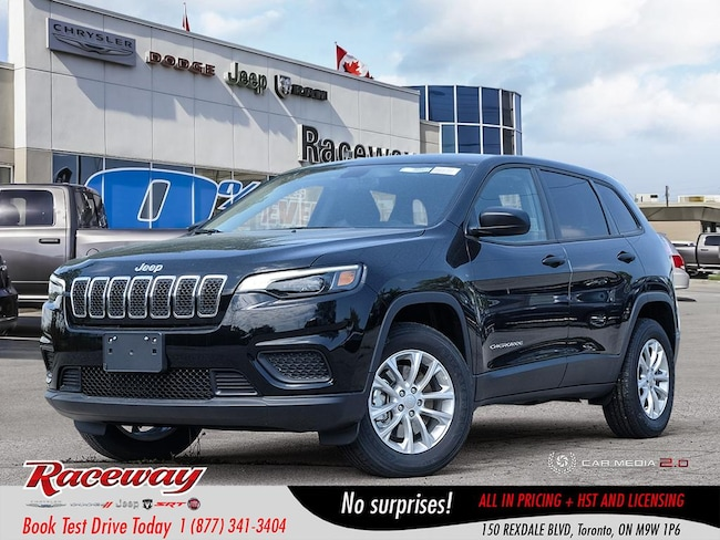 2019 Jeep New Cherokee Sport 4x4 SUV