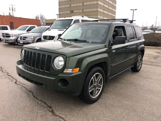2008 Jeep Patriot NORTH | HEATED SEATS| MANUAL | A/C|  SUV