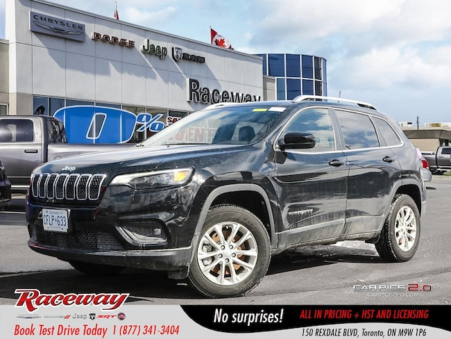 2019 Jeep New Cherokee North 4x4 | SAVE FROM NEW DEMO | REM START SUV