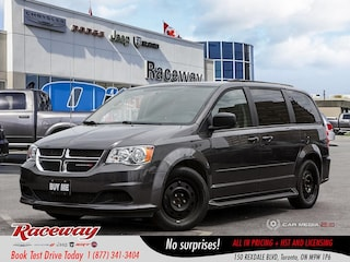 2016 Dodge Grand Caravan SE/SXT - AS-IS Van Passenger Van