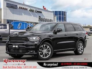 2019 Dodge Durango R/T - Htd Seats, Htd Wheel, Awd, 8.4 Media Screen, SUV